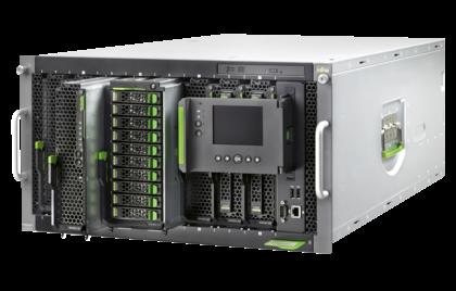 Сервер FUJITSU PRIMERGY BX400 S1