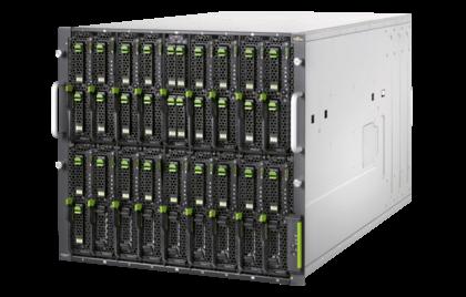 Сервер FUJITSU PRIMERGY BX900 S2