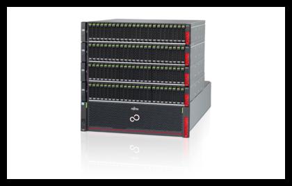 Новые системы Fujitsu ETERNUS AF